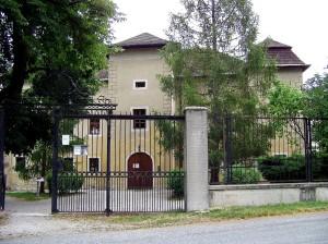 Brodzany, kaštieľ 55 - 21.6.2014