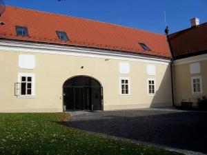 Dolná Strehová - kaštieľ 24 - XI.2014