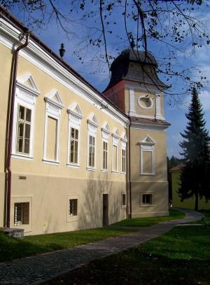 Dolná Strehová - kaštieľ 30 - XI.2014
