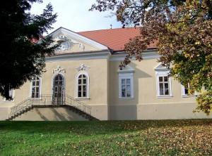 Dolná Strehová - kaštieľ 35 - XI.2014