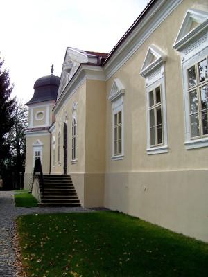 Dolná Strehová - kaštieľ 44 - XI.2014