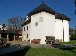 Kaštieľ v Kotešovej 13 - 25.10.2014