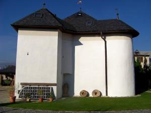 Kaštieľ v Kotešovej 19 - 25.10.2014