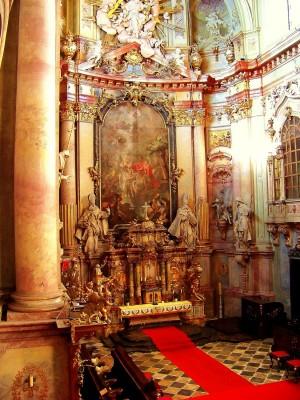 Kláštor a kostol v Jasove 22 - X.2013