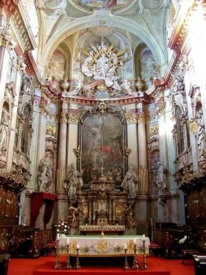 Kláštor a kostol v Jasove 29 - X.2013
