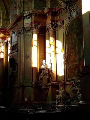 Kláštor a kostol v Jasove 31 - X.2013