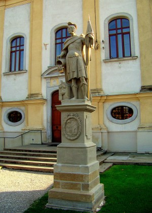 Ivánka pri Dunaji - sochy 3 - X.2012