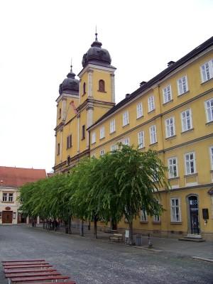 Kostol sv. Františka Xaverského Trenčín 5 - XI.2014