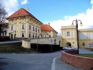 Slávkov u Brna, zámok 2 - 4.3.2015