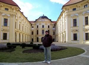 Slávkov u Brna, zámok 21 - 4.3.2015