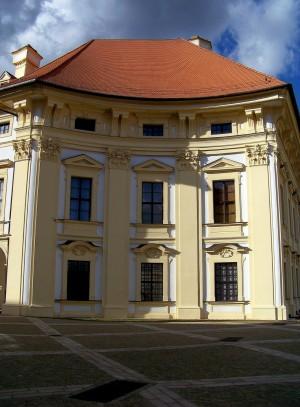 Slávkov u Brna, zámok 24 - 4.3.2015