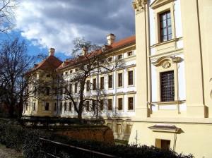Slávkov u Brna, zámok 25 - 4.3.2015