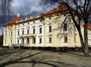 Slávkov u Brna, zámok 32 - 4.3.2015