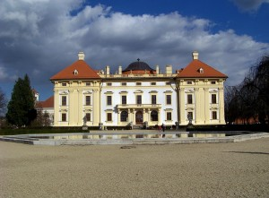 Slávkov u Brna, zámok 41 - 4.3.2015
