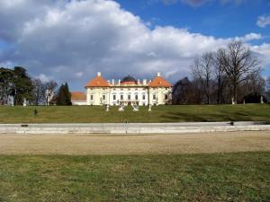 Slávkov u Brna, zámok 47 - 4.3.2015