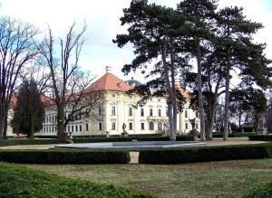 Slávkov u Brna, zámok 51 - 4.3.2015