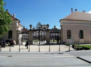 Fertőd-kaštieľ Esterházyovcov 1 - 2.5.2015