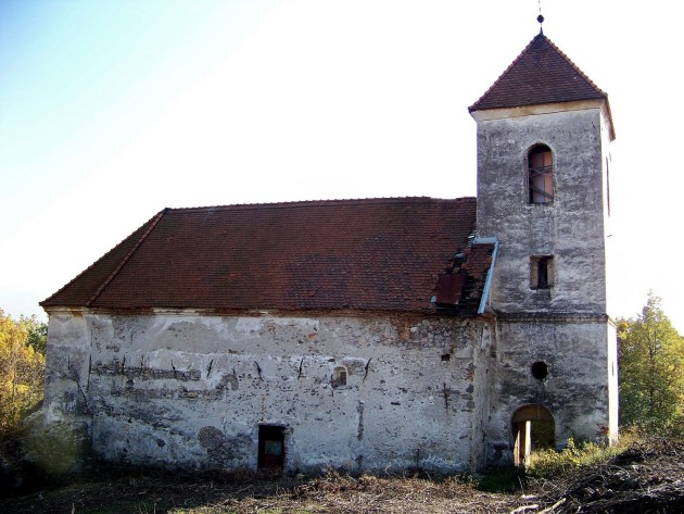 Dolné Lelovce - Kostol Narodenia Panny Márie 11 - 31.10.2015