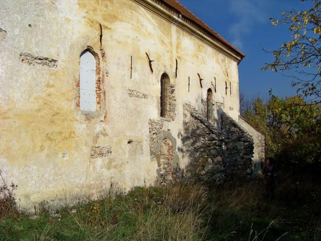 Dolné Lelovce - Kostol Narodenia Panny Márie 14 - 31.10.2015