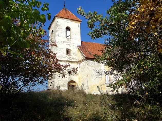 Dolné Lelovce - Kostol Narodenia Panny Márie 2 - 31.10.2015