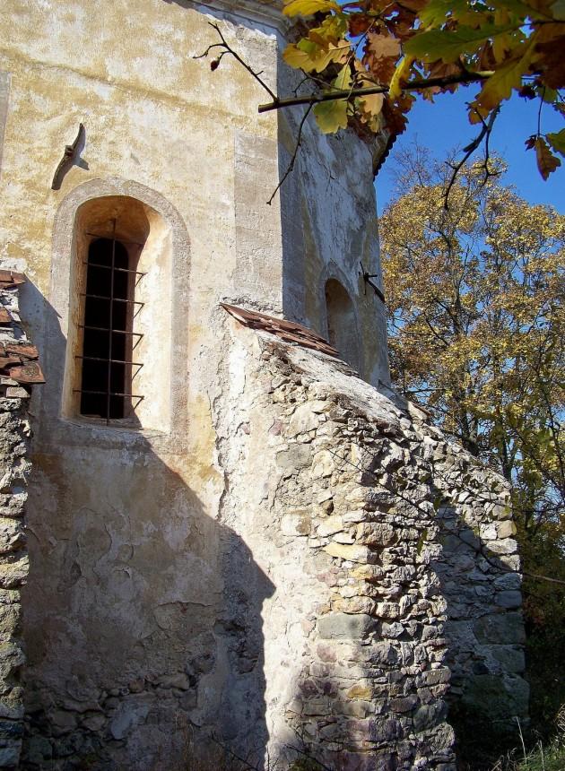Dolné Lelovce - Kostol Narodenia Panny Márie 21 - 31.10.2015