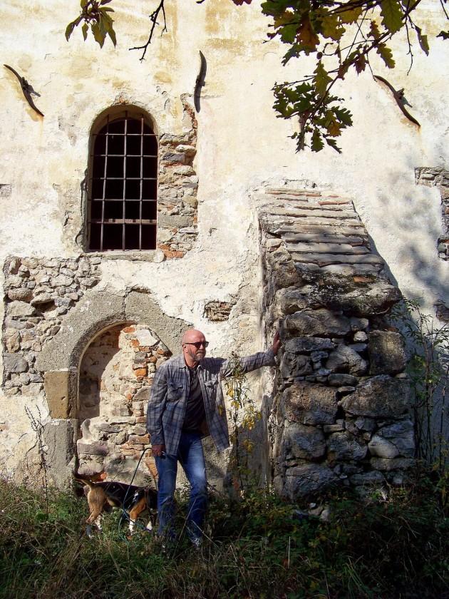 Dolné Lelovce - Kostol Narodenia Panny Márie 24 - 31.10.2015