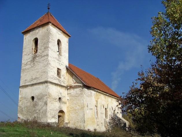 Dolné Lelovce - Kostol Narodenia Panny Márie 3 - 31.10.2015