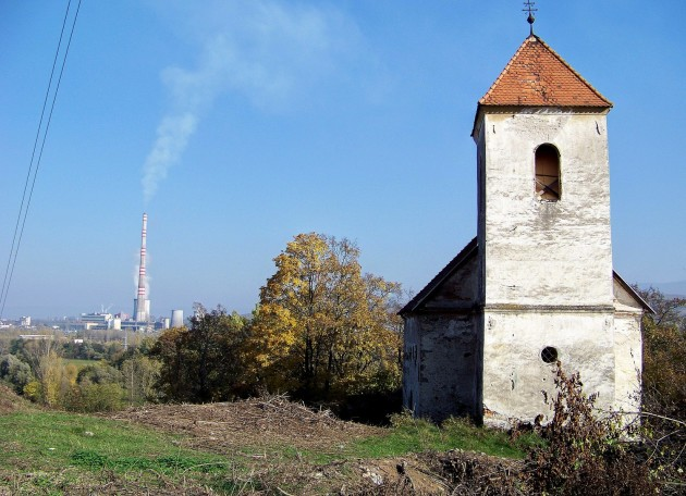 Dolné Lelovce - Kostol Narodenia Panny Márie 5 - 31.10.2015