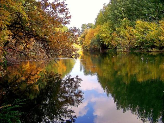 Malý Dunaj 28 - X.2013