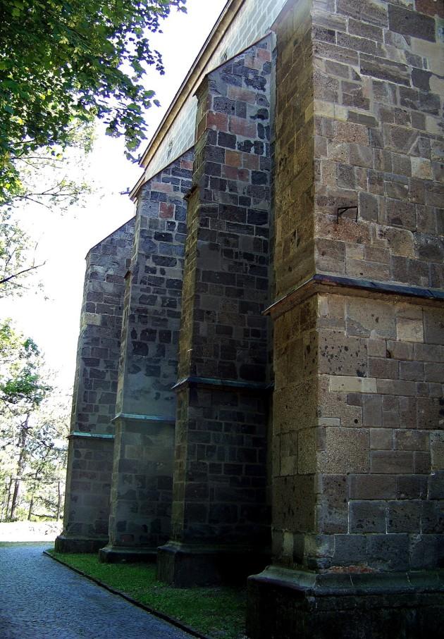 19 Hronský Beňadik, kostol a kláštor 16 - 4.7.2015