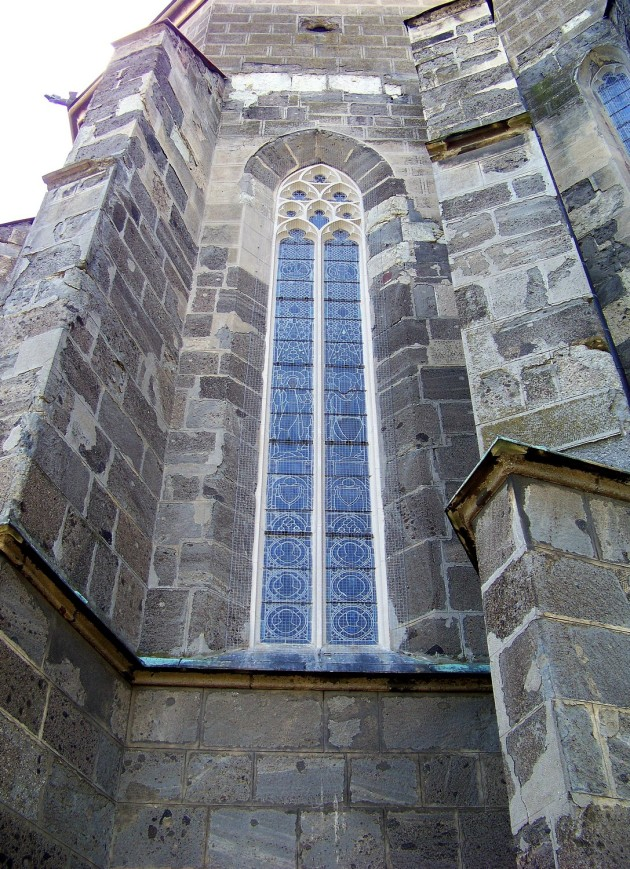20 Hronský Beňadik, kostol a kláštor 19 - 4.7.2015