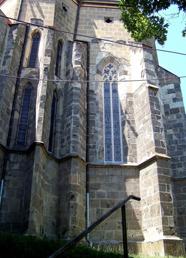 22 Hronský Beňadik, kostol a kláštor 21 - 4.7.2015