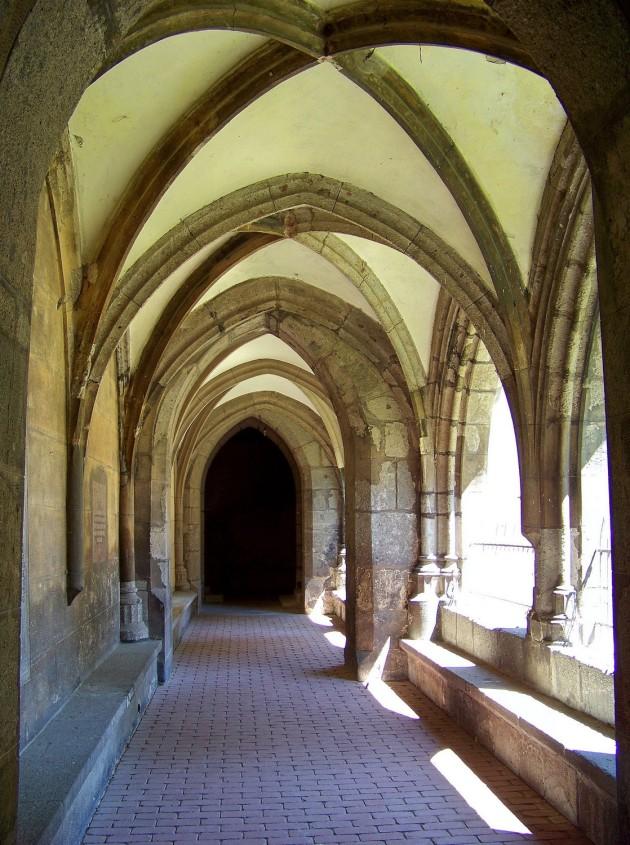 24 Hronský Beňadik, kostol a kláštor 30 - 4.7.2015