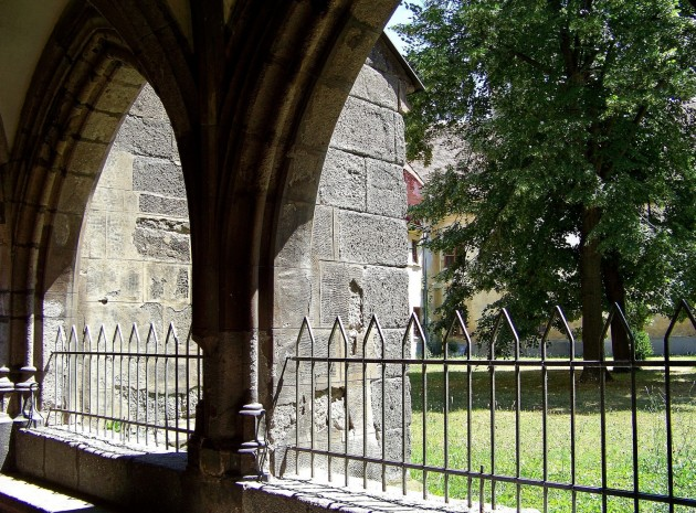 25 Hronský Beňadik, kostol a kláštor 31 - 4.7.2015
