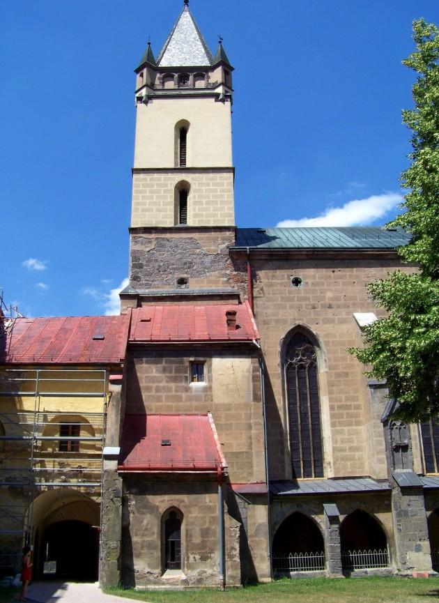 26 Hronský Beňadik, kostol a kláštor 39 - 4.7.2015