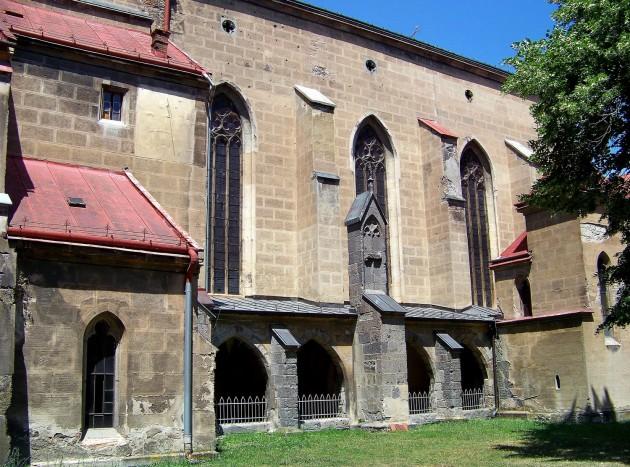 27 Hronský Beňadik, kostol a kláštor 38 - 4.7.2015