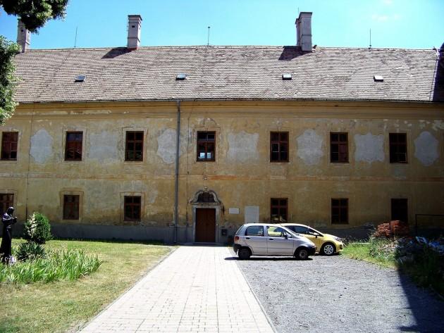 28 Hronský Beňadik, kostol a kláštor 41 - 4.7.2015