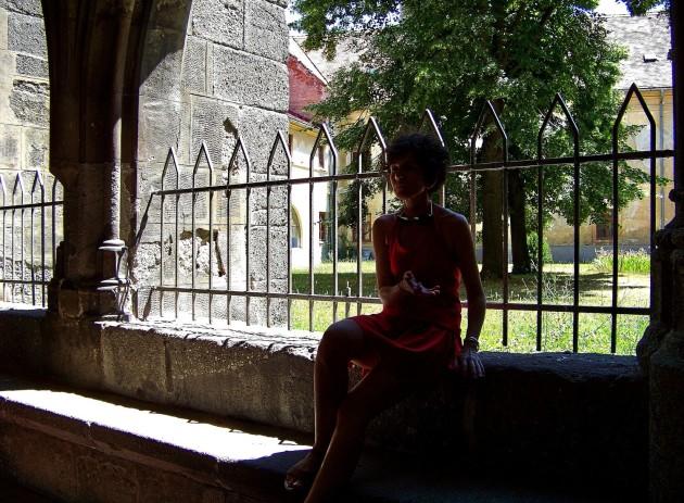 30 Hronský Beňadik, kostol a kláštor 32 - 4.7.2015