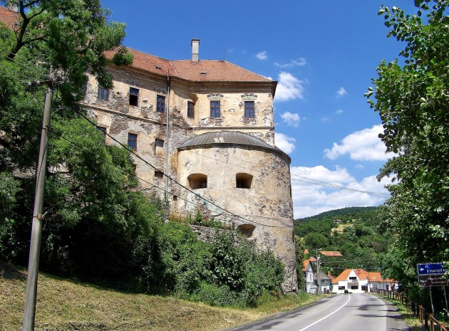 37 Hronský Beňadik, kostol a kláštor 27 - 4.7.2015