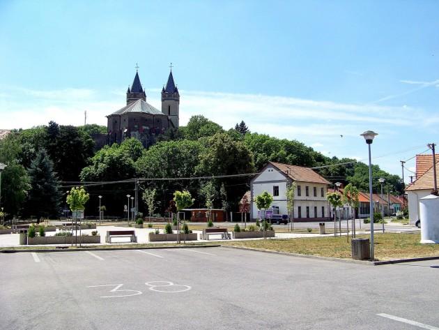 38 Hronský Beňadik, kostol a kláštor 45 - 4.7.2015