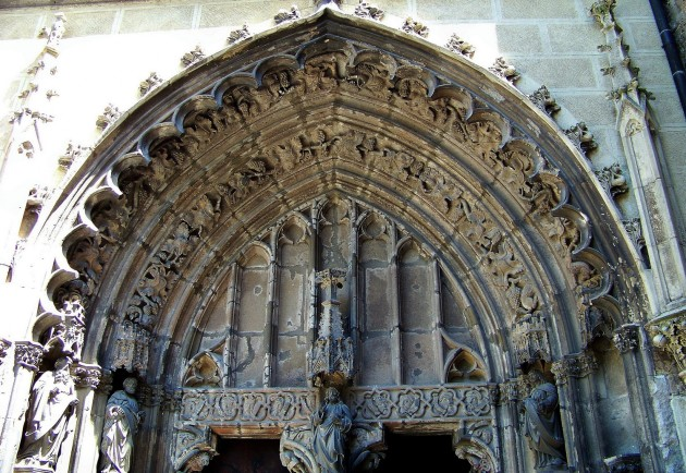 8 Hronský Beňadik, kostol a kláštor 29 - 4.7.2015