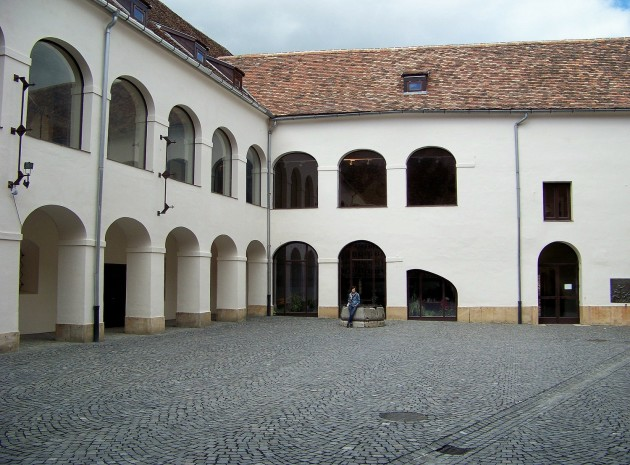 Kőszeg (Jurišičov hrad ) Maďarsko 14 - 2.5.2015