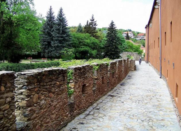 Kőszeg (Jurišičov hrad ) Maďarsko 17 - 2.5.2015