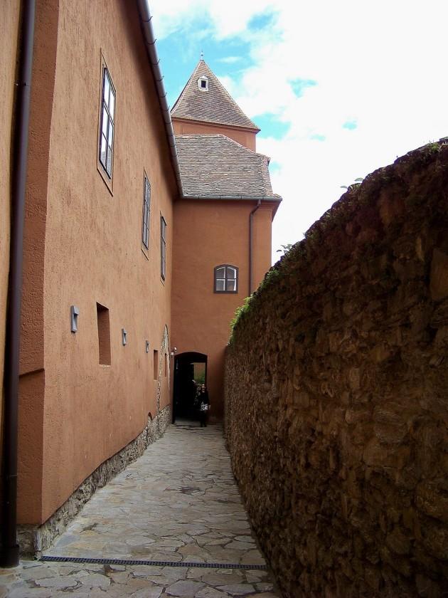 Kőszeg (Jurišičov hrad ) Maďarsko 19 - 2.5.2015