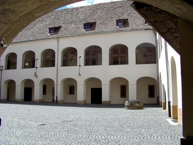 Kőszeg (Jurišičov hrad ) Maďarsko 7 - 2.5.2015