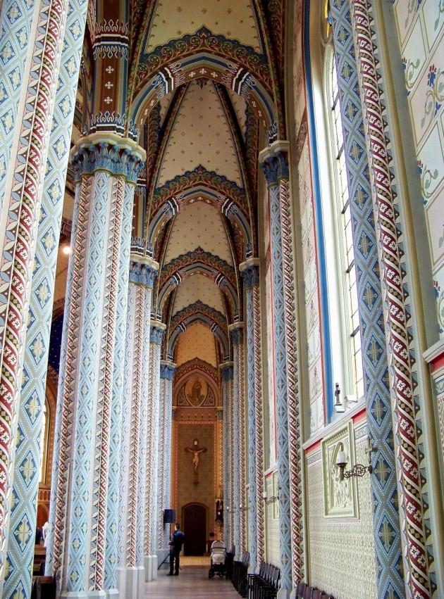 Kőszeg, (Kostol Ježišovho srdca), Maďarsko 70 - 2.5.2015