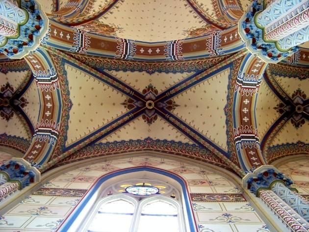 Kőszeg, (Kostol Ježišovho srdca), Maďarsko 71 - 2.5.2015