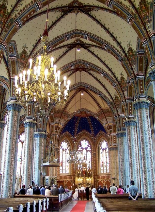 Kőszeg, (Kostol Ježišovho srdca), Maďarsko 72 - 2.5.2015