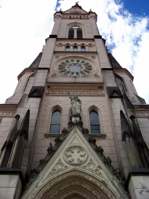 Kőszeg, (Kostol Ježišovho srdca), Maďarsko 75 - 2.5.2015
