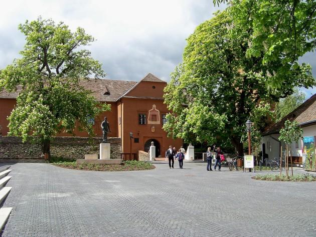 Kőszeg, Maďarsko 3 - 2.5.2015
